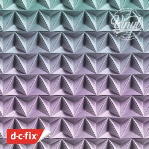 d-c-fix® Extra Thick Orly Sticky Back Vinyl Fablon (343-1012) 45cm x 1.5m